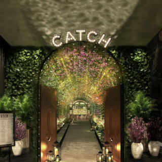 Earn 5% Cashback at CATCH Las Vegas