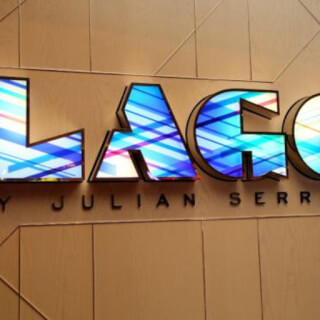 Get a last minute reservation at Lago by Julian Serrano Las Vegas